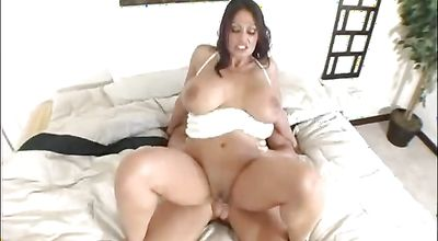Pretty latina Ava Lauren had a wild sex session with mate